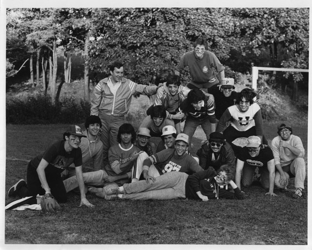 Softball Team - 1985